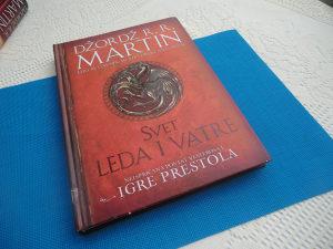 SVET LEDA I VATRE - Dž.R.R.Martin