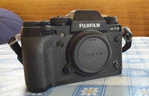 Fujifilm X-T2 Tijelo + VPB X-T2 Grip