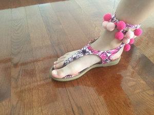 Japanke sandale za djevojčice br 31