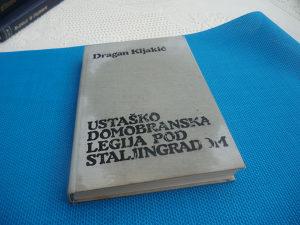 Ustaško domobranska legija pod Staljingradom -Kljakić