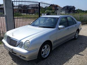 Mercedes E220 registrovan, CDI dizel