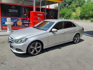 Mercedes-Benz E 200 BlueTEC ZAMJENA