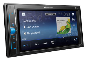 Pioneer multimedia 2DIN Player sa Bluetooth touchscreen