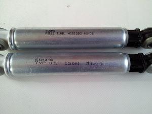 MIELE 6305 6306 amortizeri 120N suspa