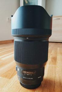 Sigma Art 85mm 1.4