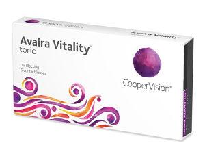 Avaira Vitality Toric (6 sočiva), leće za astigmatizam