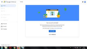 Google Adsense Račun   Web Domen