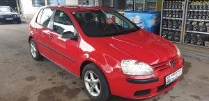 VW GOLF 1.9 66kw TDI 2007g. UVOZ EXTRA STANJE