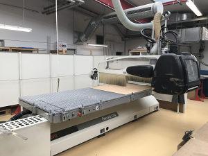 CNC SCM 130 RECORD OBRADANI CENTAR za namještaj