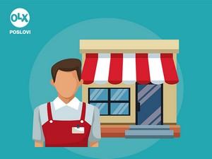 Posao - Radnica u kiosku