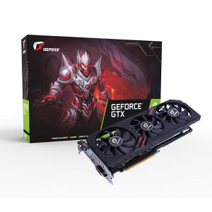 COLORFUL iGame Ultra GTX 1660 Ti / 1660Ti 6GB Novo!!!