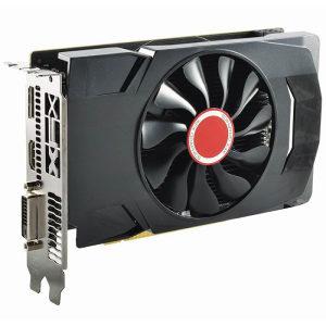 XFX Video Card AMD Radeon RX 560D 4GB D5 DP HDMI DVI
