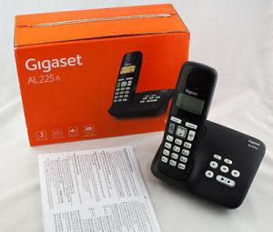 Telefon Gigaset AL225A Bežični