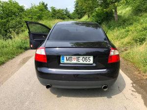 Audi A4 2.4 benzin 2003 dijelovi