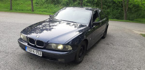Bmw 525d e39 facelift 105kw