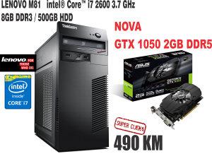 Računar i7 2600 /GTX 1050/8GB RAM