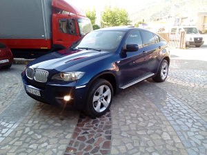 BMW X6 4.0XD INDIVIDUAL **FACELIFT** MAX FULL
