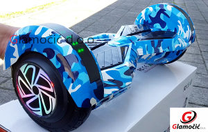 HOVERBOARD 8 inca do 120kg - BLUETOOTH / Hoverbord /