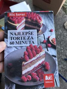 Recepti - Najljepše torte za 60 minuta