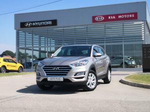 Hyundai Tucson Comfort plus 1.6 benzin