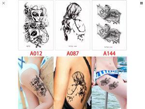Tetovaze tattoo NOVO
