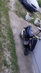 Yamaha 50 ccm 2t