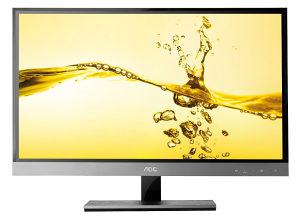 3D Monitor 27 AOC d2757Ph