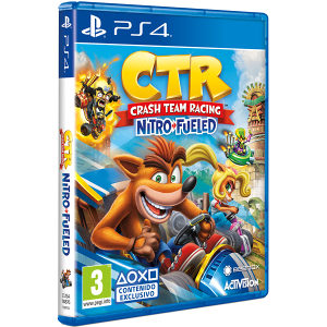 CTR Crash Team Racing Nitro Fueled (PS4 /Xbox One)