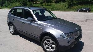 BMW X3 3,0 Dizel 2007
