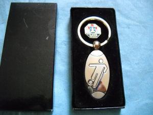 Privjesak za ključeve i značka NK Slaven Belupo
