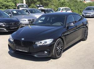 BMW 420d 2015g Grandcoupe