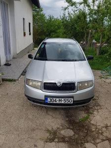 Škoda Fabia 1.9 tdi 74kw
