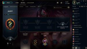 League of Legends account - EUNE - Level 75 - LoL acc