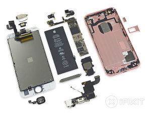 Apple iPhone 6S u dijelovima original dijelovi