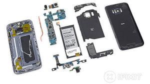 Samsung Galaxy S7 u dijelovima original dijelovi