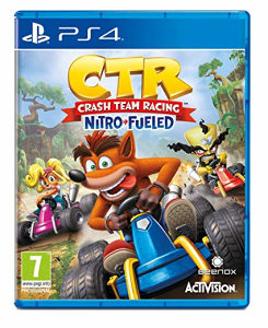 Crash team racing nitro - fueled (PlayStation - PS4)