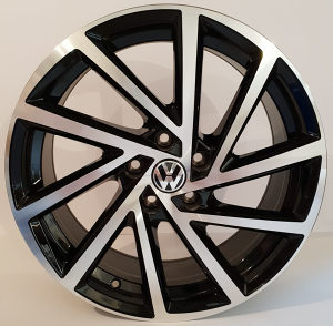 "Set alu felge 18"" VW Golf Arteon CC 5x112"