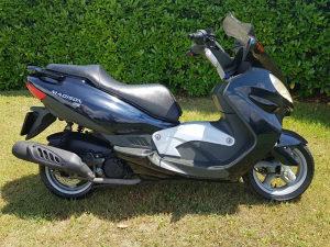 Yamaha malaguti madison 125