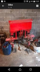Cisterna 3000 litara pocinčana.
