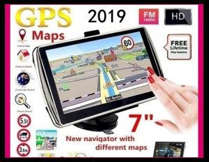 GPS NAVIGACIJA IGo Primo 7inch kamionski i auto program