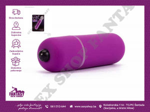 "Mini vibrator ""Lady Finger"" 6.2x1.8cm |Sex Shop Fantasy"