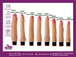 "Vibratori ""RealStuff"" #vibrator | SEX SHOP FANTASY"