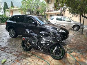 Kawasaki zx10rr