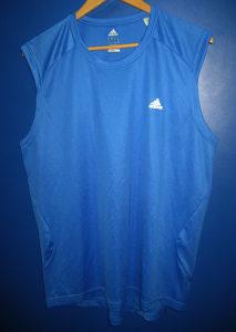 Muška sportska majica bez rukava - adidas original
