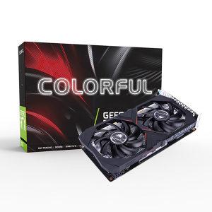 Colorful GeForce GTX 1650 4G-V / GTX1650 4GB Novo!!!