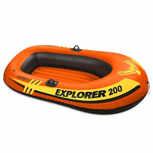 AKCIJA! Čamac explorer 200 Intex