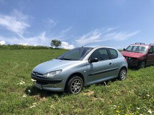 Peugeot 206 1.4 euro 4 dijelovi u dijelovima