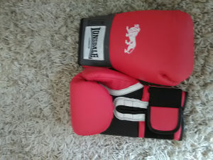 LONSDALE Pro trening rukavice (BOX,MMA,Kick boks)
