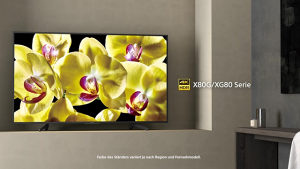 "Sony 4K ANDROID 49"" UltraHD TV 49XG8096 Smart XG8096"