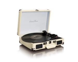 Gramofon Turntable Lenco TT-11WH Bluetooth